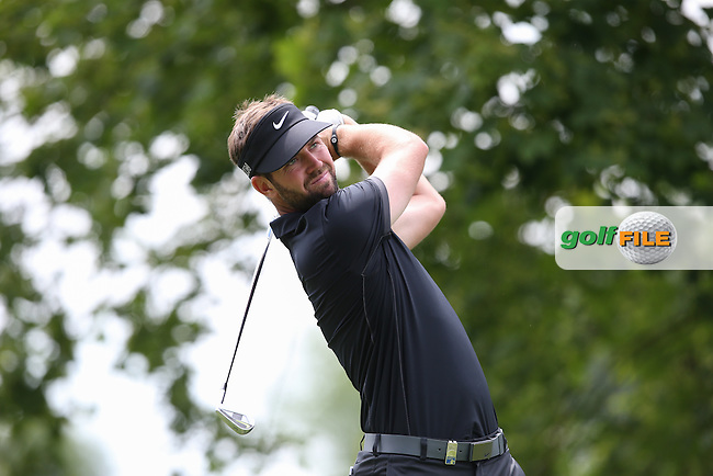 Scott Jamieson (SCO) during Round Two of the 2015 BMW International Open at Golfclub Munchen Eichenried, Eichenried, Munich, Germany. 26/06/2015. Picture David Lloyd | www.golffile.ie