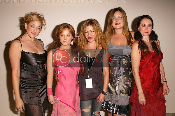 Jennifer Blanc, Dana Daurey, Monah Li, Jenise Blanc