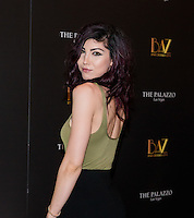 LAS VEGAS, NV - July 12, 2016: ***HOUSE COVERAGE*** Briana Cuoco pictured as BAZ  -Star Crossed Love Opening Night arrivals at The Palazzo Theater at The Palazzo Las Vegas in Las vegas, NV on July 12, 2016. Credit: Erik Kabik Photography/ MediaPunch