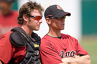 Biggio, Craig 7231.jpg. Spring Training. Cincinnati Reds at Houston Astros. Spring Training Game. Friday March 20th, 2009 in Kissimmee., Florida. Photo by Andrew Woolley.