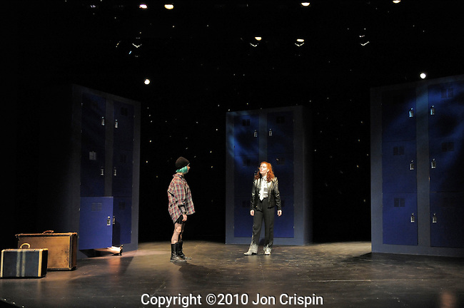 Mount Holyoke College production of Whirligig..© 2010 JON CRISPIN .Please Credit   Jon Crispin.Jon Crispin   PO Box 958   Amherst, MA 01004.413 256 6453.ALL RIGHTS RESERVED.JON CRISPIN .