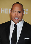 "HOLLYWOOD, CA. - November 21: Dwayne ""The Rock"" Johnson attends the 2009 CNN Heroes Awards held at The Kodak Theatre on November 21, 2009 in Hollywood, California."