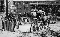 Junior Men's Race<br /> CX Vlaamse Druivencross Overijse 2017