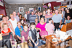 Marie Clifford from Ballydarrig, Cahersiveen celebrating her 50th birthday with family and friends in Camos Restaurant, Cahersiveen on Friday evening.