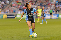 Chicago, IL - Sunday Sept. 04, 2016: Amanda Da Costa during a regular season National Women's Soccer League (NWSL) match between the Chicago Red Stars and Seattle Reign FC at Toyota Park.