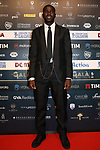 Kalidou Koulibaly pictured at the The Italian Footballers Association Grand Gala of Football at the Megawatt Court, Milan. Picture date: 2nd December 2019. Picture credit should read: Jonathan Moscrop/Sportimage