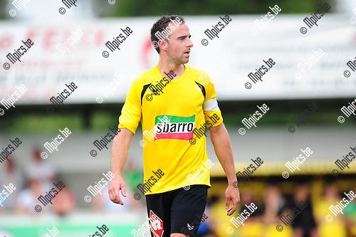 2014-07-19 / Voetbal / seizoen 2014-2015 / Zwarte Leeuw / Kurt Rombouts<br /><br />Foto: mpics.be