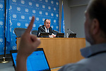 Press Briefing by H.E. Mr. Sergey Lavrov, Minister for Foreign Affairs of the Russian Federation
