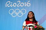 Rio 2016 Yelena Isinbayeva anunció su retiro