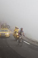 2010 Tour de France, Nicholas Roche.Col du Tourmelet