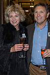 Anne and Peter Wilkinson at the Greenbank 21 Year Reunion - Current and Past Parents, The Northern Club, Auckland, New Zealand,  Friday, August 04, 2017.Photo: David Rowland / One-Image.com for BW Media
