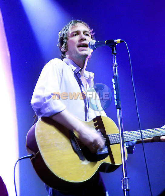 Ocean Colour Scene playing at the Olympia..Picture: Paul Mohan/Newsfile