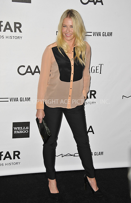 WWW.ACEPIXS.COM....October 11 2012, LA ....Chelsea Handler arriving at the amfAR 3rd Annual Inspiration Gala at Milk Studios on October 11, 2012 in Los Angeles, California. ......By Line: Peter West/ACE Pictures......ACE Pictures, Inc...tel: 646 769 0430..Email: info@acepixs.com..www.acepixs.com