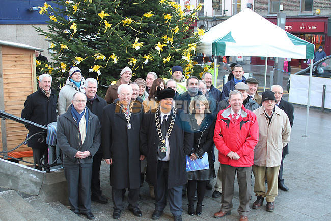 at the Launch of the Rotary Annual Memory Tree...(Photo credit should read Jenny Matthews www.newsfile.ie)....This Picture has been sent you under the conditions enclosed by:.Newsfile Ltd..The Studio,.Millmount Abbey,.Drogheda,.Co Meath..Ireland..Tel: +353(0)41-9871240.Fax: +353(0)41-9871260.GSM: +353(0)86-2500958.email: pictures@newsfile.ie.www.newsfile.ie.
