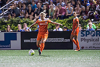 Allston, MA - Wednesday Aug. 31, 2016: Ellie Brush during a regular season National Women's Soccer League (NWSL) match between the Boston Breakers and the Houston Dash at Jordan Field.