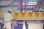 Factory Producing Foie Gras Near Mugron
