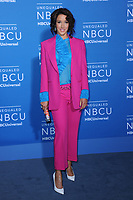 www.acepixs.com<br /> May 15, 2017  New York City<br /> <br /> Jennifer Beals attending the 2017 NBCUniversal Upfront at Radio City Music Hall on May 15, 2017 in New York City.<br /> <br /> Credit: Kristin Callahan/ACE Pictures<br /> <br /> <br /> Tel: 646 769 0430<br /> Email: info@acepixs.com