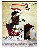 Dreams, CHRISTMAS ANIMALS, WEIHNACHTEN TIERE, NAVIDAD ANIMALES, paintings+++++,MEDAGBX34/02,#XA#
