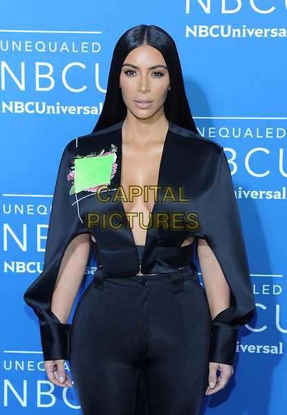 NEW YORK, NY - MAY 15: Kim Kardashian at the NBC Universal 2017 Upfront Presentation in New York City on May 15, 2017. <br /> CAP/MPI/PAL<br /> &copy;PAL/MPI/Capital Pictures