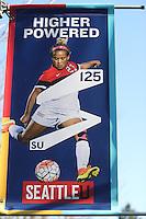 125th Athletics Banners