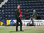 Louis van Gaal manager of Manchester United - FA Cup Fifth Round - Preston North End  vs Manchester Utd  - Deepdale Stadium - Preston - England - 16th February 2015 - Picture Simon Bellis/Sportimage