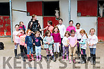 The group of children that enjoyed the Sea View Equestrian Pony Camp over the past week.