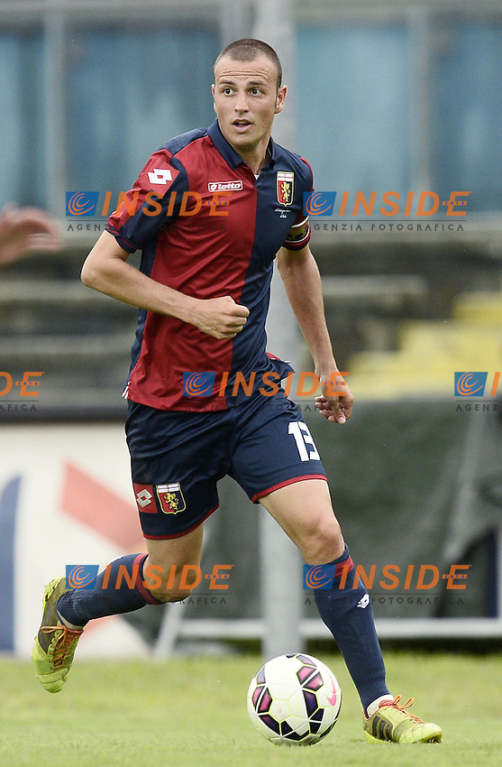 Luca Antonelli Genoa <br /> Brescia 26-07-2014 Stadio Mario Rigamonti  <br /> Calcio 2014/2015 Brescia - Genoa <br /> Foto Daniele Buffa / Image/ Insidefoto
