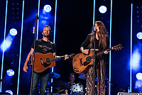 NASHVILLE, TENNESSEE - JUNE 08: Dierks Bentley, Tenille Townes perform onstage during day 3 of the 2019 CMA Music Festival on June 8, 2019 in Nashville, Tennessee. <br /> CAP/MPI/IS/AW<br /> ©MPIIS/AW/Capital Pictures