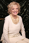 Christine Ebersole attends the 2017 Tony Awards Meet The Nominees Press Junket at the Sofitel Hotel on May 3, 2017 in New York City.