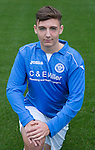 St Johnstone FC Academy U17's<br /> Morgan Reid<br /> Picture by Graeme Hart.<br /> Copyright Perthshire Picture Agency<br /> Tel: 01738 623350  Mobile: 07990 594431