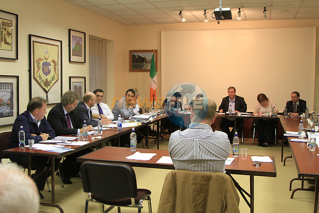 Drogheda Borough Council Meeting with the Irish Coast Guard Boathouse on the Agenda..Picture Fran Caffrey/www.newsfile.ie.