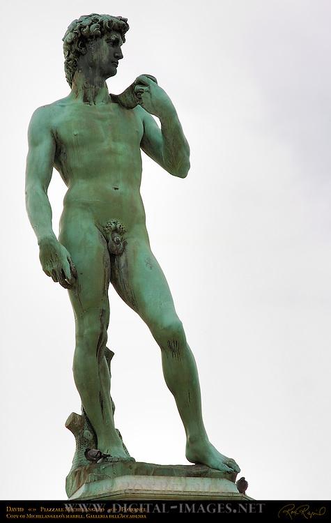 David Piazzale Michelangelo Florence