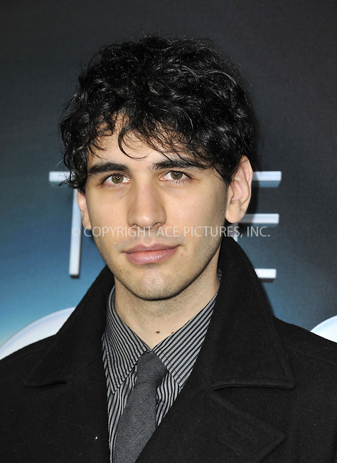 WWW.ACEPIXS.COM....March 19 2013, LA....Nick Simmons arriving at the 'The Host' Los Angeles premiere at the ArcLight Cinemas Cinerama Dome on March 19, 2013 in Hollywood, California. ....By Line: Peter West/ACE Pictures......ACE Pictures, Inc...tel: 646 769 0430..Email: info@acepixs.com..www.acepixs.com