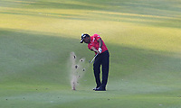 S.S.P. Chawrasia (IND) on the 18th fairway during Round 4 of the UBS Hong Kong Open, at Hong Kong golf club, Fanling, Hong Kong. 26/11/2017<br /> Picture: Golffile | Thos Caffrey<br /> <br /> <br /> All photo usage must carry mandatory copyright credit     (&copy; Golffile | Thos Caffrey)