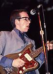 Elvis Costello 1977.© Chris Walter.
