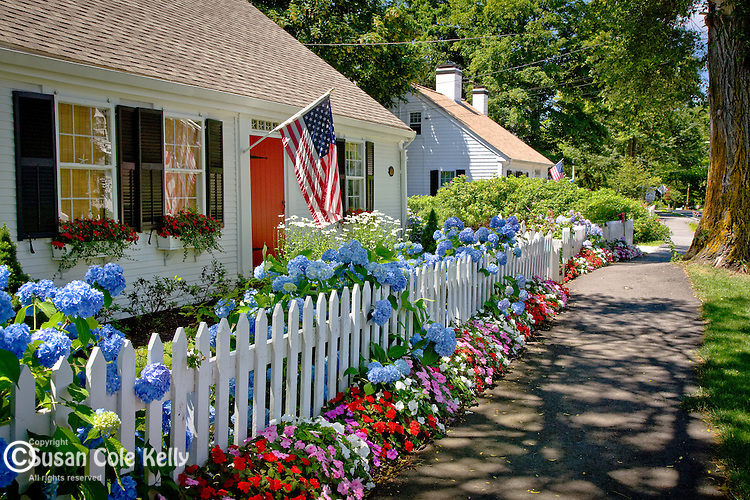 Cumaquid village, Cape Cod, MA, USA