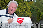 support group: Killarney heart attack victim Billy O'Sullivan who is organising a support group for heart attack victims and their families. Their first meeting will be on Monday 24th September.