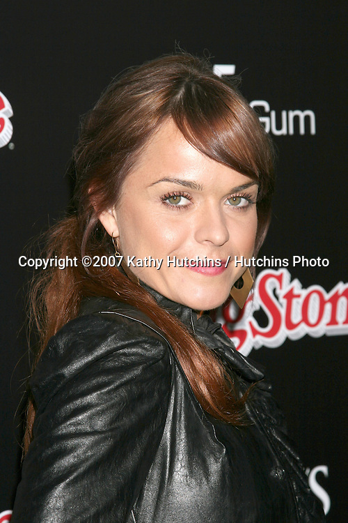 Taryn Manning.Rolling Stone Hot 2007 Party.Opera & Crimson.Los Angeles,   CA.October 4, 2007.©2007 Kathy Hutchins / Hutchins Photo...               .