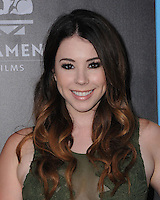 """01 August 2016 - Hollywood, California. Jillian Rose Reed. World premiere of """"Nine Lives"""" held at the TCL Chinese Theatre. Photo Credit: Birdie Thompson/AdMedia"""