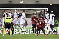 Lucas Biglia of AC Milan scores goal of 0-1 <br /> Verona 9-03-2018 Stadio Bentegodi Football Serie A 2018/2019 Chievo Verona - AC Milan <br /> photo Image Sport / Insidefoto