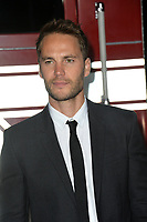 Taylor Kitsch at the premiere for &quot;Only The Brave&quot; at the Regency Village Theatre, Westwood. Los Angeles, USA 08 October  2017<br /> Picture: Paul Smith/Featureflash/SilverHub 0208 004 5359 sales@silverhubmedia.com