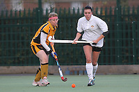 Witham HC Academy vs Romford HC Ladies 2nd XI 15-12-12