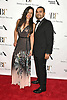 Laura Andrews and Paul Coverdale attends the American Ballet Theatre 2018 Fall Gala on October 17, 2018 at David Koch Theater in Lincoln Center in New York, New York, USA.<br /> <br /> photo by Robin Platzer/Twin Images<br />  <br /> phone number 212-935-0770