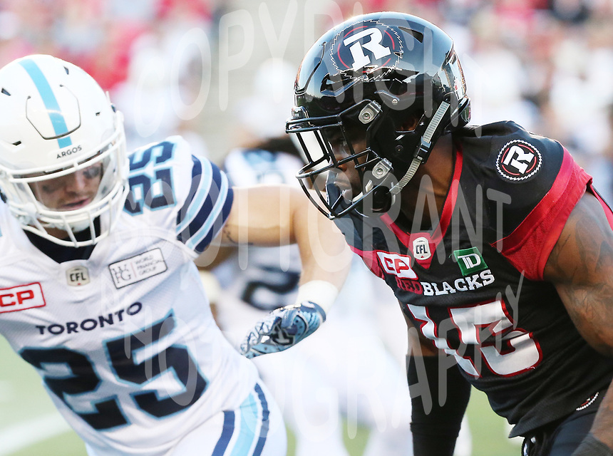 Keelan Johnson Ottawa RedBlacks-8july2017-Photo: Scott Grant