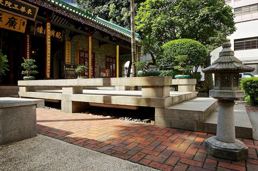 Stone Bridge, Tung Wah Museum.