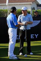 During the Abu Dhabi Invitational 2015, Yas Links golf club, Abu Dhabi, UAE.<br /> Picture Fran Caffrey/Golffile