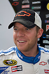 13 June 2008: Regan Smith at the LifeLock 400 at Michigan International Speedway, Brooklyn, Michigan, USA.