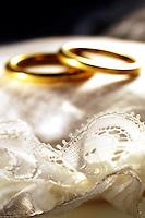 Fedi nunziali. Wedding rings..