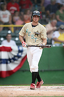 June 24, 2009: Charlie Cutler of the Quad city River Bandits at the 2009 Midwest League All Star Game at Alliant Energy Field in Clinton, IA.  Photo by: Chris Proctor/Four Seam Images