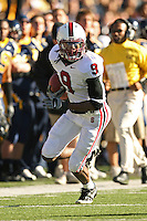 2 December 2006: Richard Sherman during Stanford's 26-17 loss to Cal in the 109th Big Game at Memorial Stadium in Berkeley, CA.